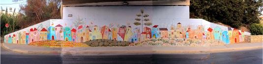 ανατολικός τοίχος