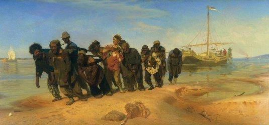 Ilia_Efimovich_RepinVolga_Boatmen